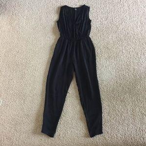 Classic Black Jumpsuit